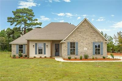Haughton Single Family Home For Sale: 2065 Highpoint Place