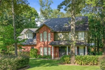 Benton Single Family Home For Sale: 4904 Old Oak Drive