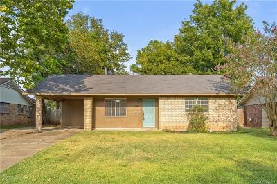 Bossier City Single Family Home For Sale: 2510 Belle Grove Drive