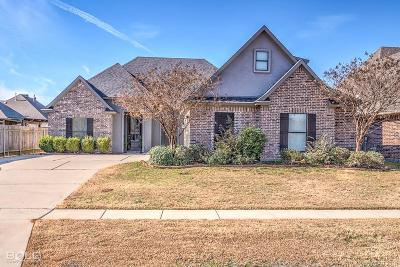 Bossier City Single Family Home For Sale: 108 Ironwood Drive