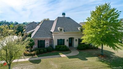 Bossier City Single Family Home For Sale: 511 Fall Winds