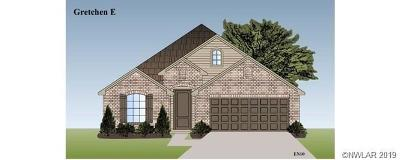 Bossier City Single Family Home For Sale: 4023 False River Drive