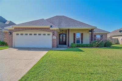 Bossier City Single Family Home For Sale: 402 Fair Oaks Street