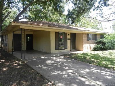Bossier City Single Family Home For Sale: 1905 Orbit Drive