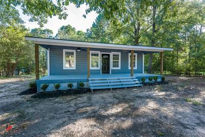 Shreveport Single Family Home For Sale: 5887 Jefferson Paige Road