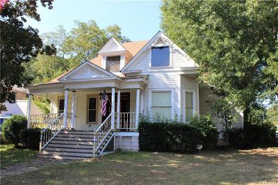Minden Single Family Home For Sale: 503 East And West Street