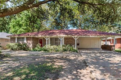 Broadmoor Terrace Single Family Home For Sale: 2050 Horton Avenue