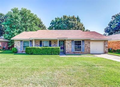 Bossier City Single Family Home For Sale: 3509 Lanell Drive