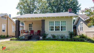 Shreveport Single Family Home For Sale: 823 Elmwood Street