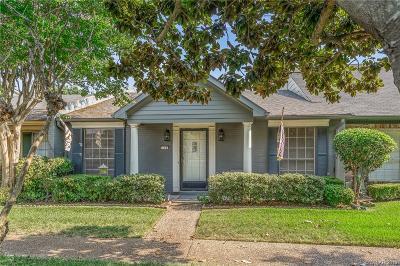 Shreveport Condo/Townhouse For Sale: 110 Malibu Drive