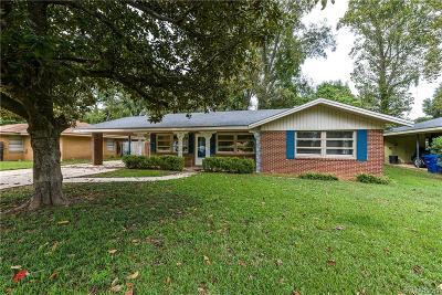 Shreveport Single Family Home For Sale: 830 Cardinal Street