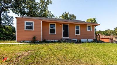 Shreveport Single Family Home For Sale: 3641 Hardy Street