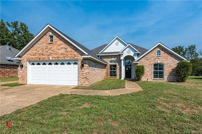 Keithville Single Family Home For Sale: 9955 Independance