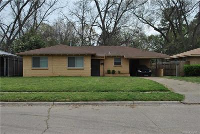 Shreveport Single Family Home For Sale: 821 Martha Lane