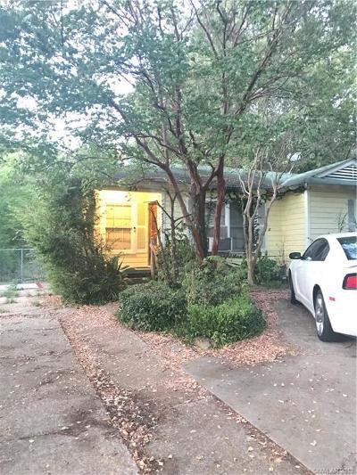 Shreveport Single Family Home For Sale: 637 West 74