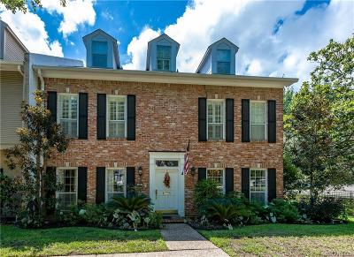Shreveport Condo/Townhouse For Sale: 46 Tealwood Street