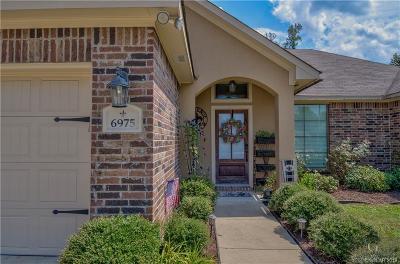Keithville Single Family Home For Sale: 6975 Appleton Oaks Circle