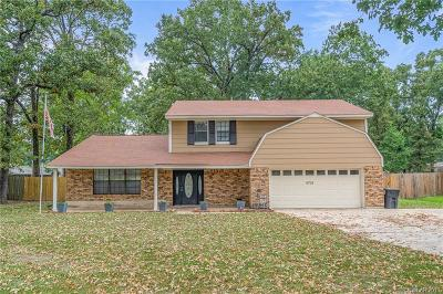 Haughton Single Family Home For Sale: 8705 Dogwood Trail