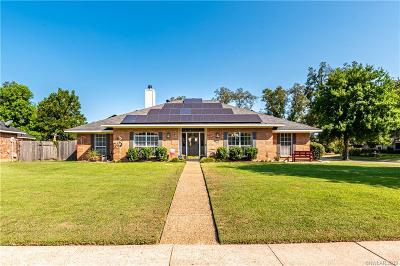 Bossier City Single Family Home For Sale: 1327 Chopin Drive