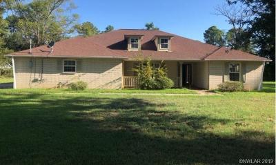 Shreveport Single Family Home For Sale: 414 Wynnewood Drive