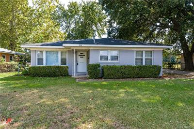 Bossier City Single Family Home For Sale: 1222 Gretchen Lane