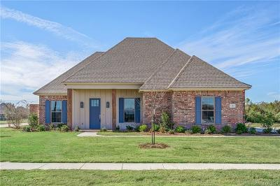 Bossier City Single Family Home For Sale: 1101 Calle Lago