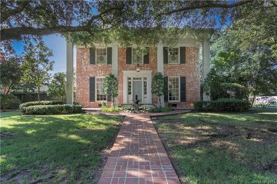 Shreveport Single Family Home For Sale: 551 Linden Street