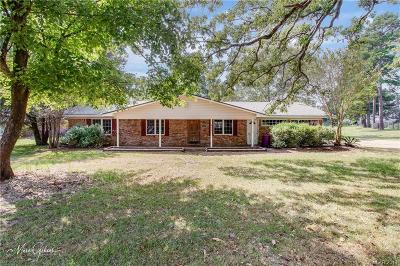 Benton Single Family Home For Sale: 997 Old Plain Dealing Road