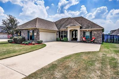 Bossier City Single Family Home For Sale: 213 Piccadilly Lane