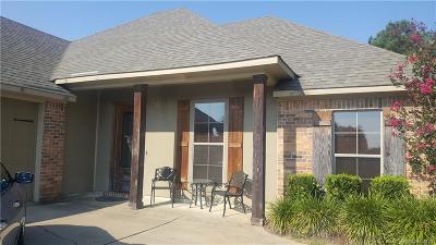Keithville Single Family Home For Sale: 10158 English Oaks Drive