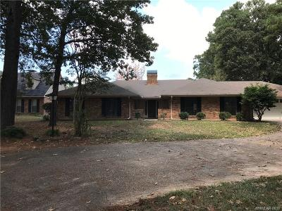 Haughton Single Family Home For Sale: 92 S Meadow Lane