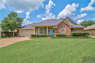 Bossier City Single Family Home For Sale: 435 Mayfair Drive
