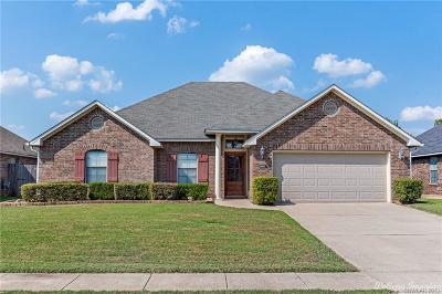 Bossier City Single Family Home For Sale: 2323 Tallgrass