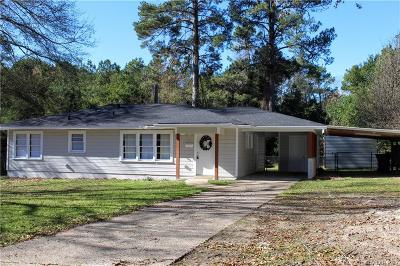 Minden Single Family Home For Sale: 609 S Middle Landing Road