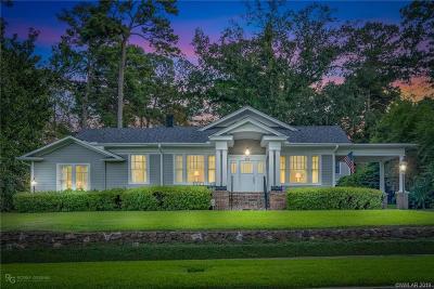 Shreveport Single Family Home For Sale: 915 Oneonta Street