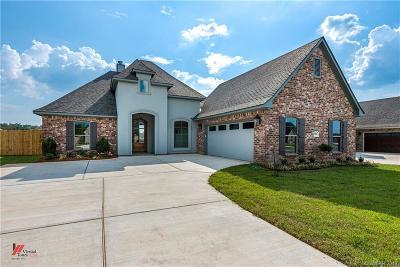 Bossier City Single Family Home For Sale: 806 Durango Drive