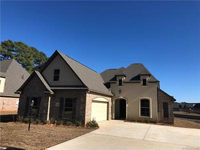 Haughton Single Family Home For Sale: 2564 Southcrest Drive