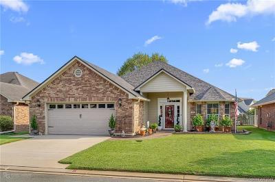 Bossier City Single Family Home For Sale: 109 Rachel Lane