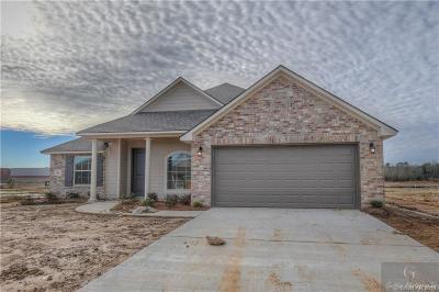 Haughton Single Family Home For Sale: 349 North Hampton Street