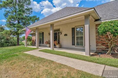 Stonewall Single Family Home For Sale: 3908 Highway 3276