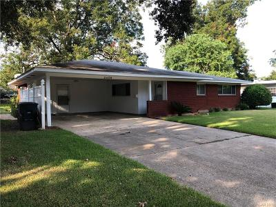 Bossier City Single Family Home For Sale: 2409 Arlington Place