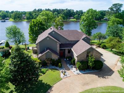 Benton Single Family Home For Sale: 1950 Woodlake Drive