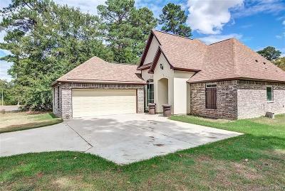Shreveport LA Single Family Home For Sale: $248,000