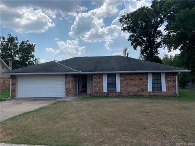 Shreveport LA Single Family Home For Sale: $149,999