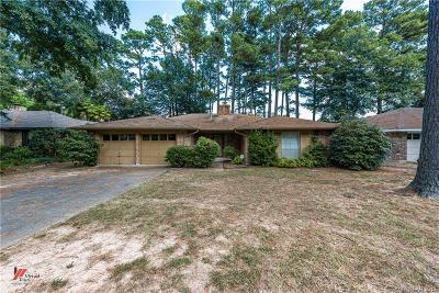 Shreveport LA Single Family Home For Sale: $149,900