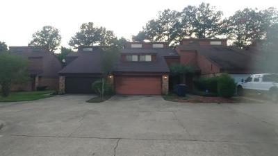 Shreveport LA Condo/Townhouse For Sale: $124,999