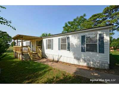 Benton LA Single Family Home Sold: $91,900