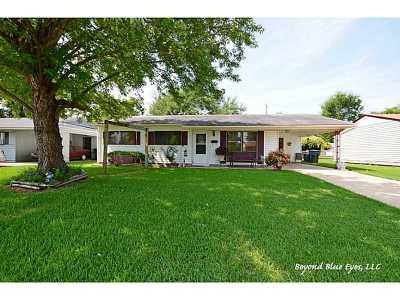 Bossier City LA Single Family Home Sold: $79,000