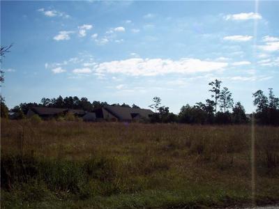 Slidell Residential Lots & Land For Sale: N Amber Street