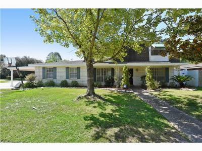 Slidell LA Single Family Home SOLD: $159,000